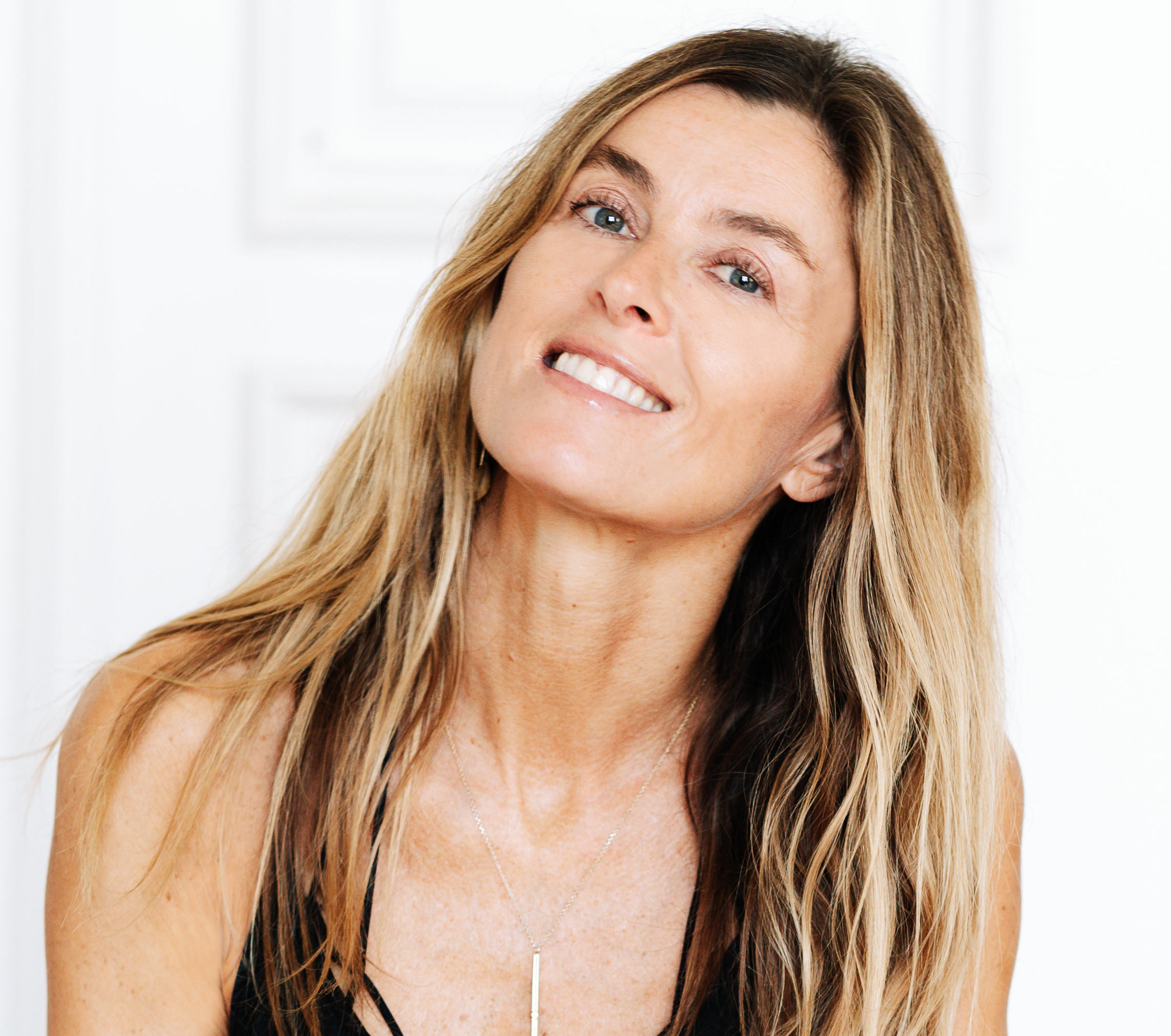 Portrait of Nicole Natter - Katonah Yoga teacher at RE:TREAT