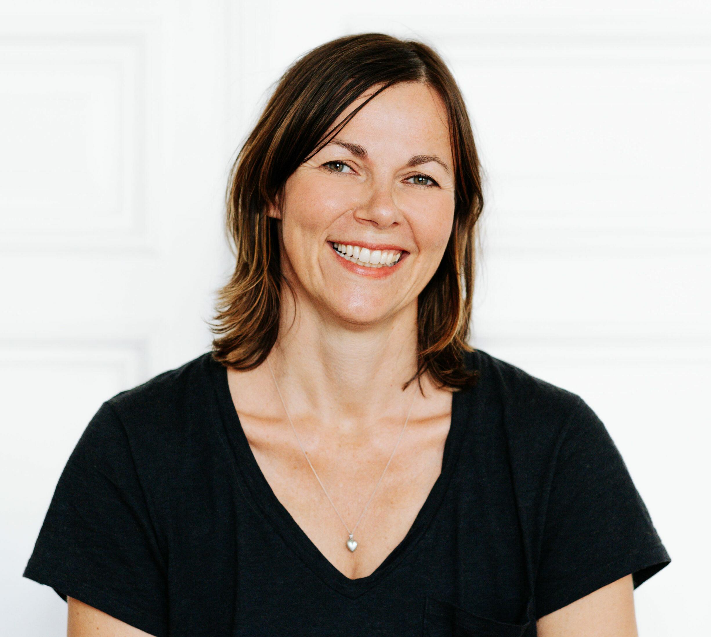Portrait of Elisabeth Votypka - Yin Yoga teacher at RE:TREAT
