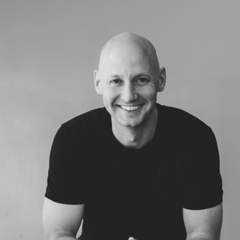 Portrait of Josh Summers Yin Yoga Teacher