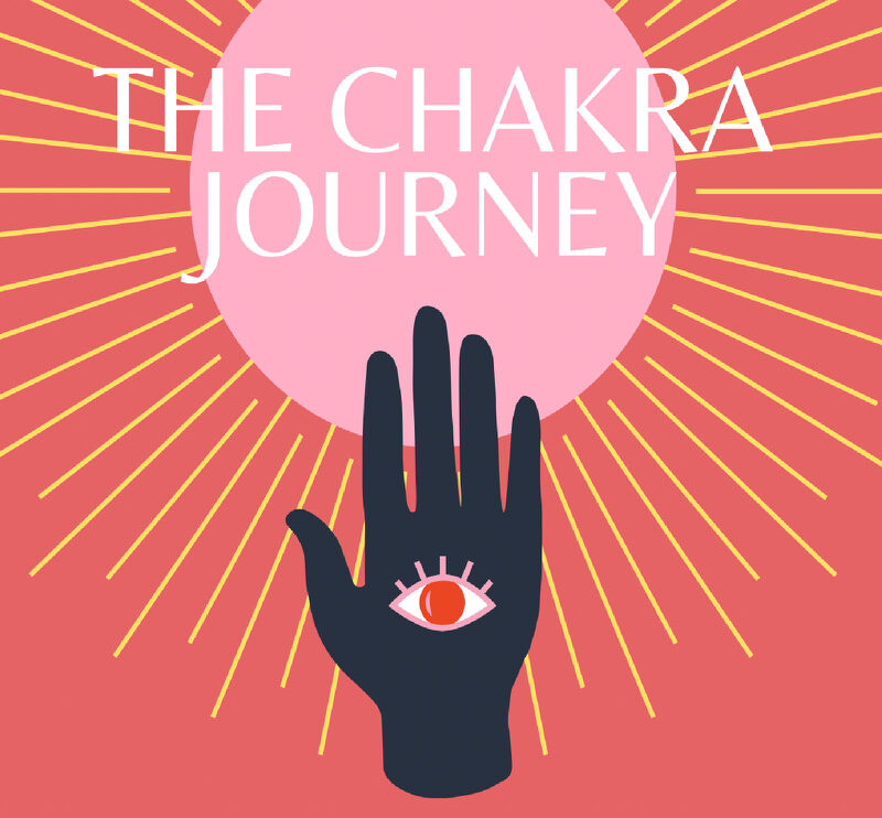The Chakra Journey Buch Cover